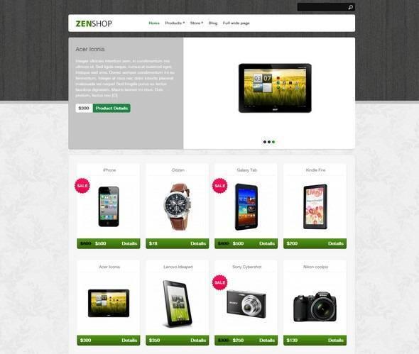 Zenshop – Theme Shop Bán Điện Thoại