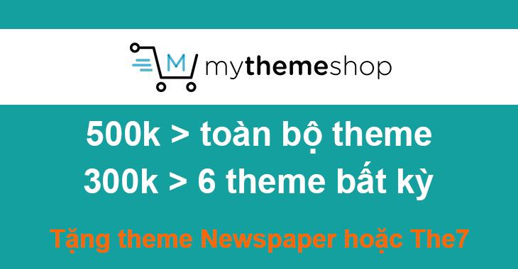 Theme Wordpress làm blog chuyên nghiệp SEO tốt nhất