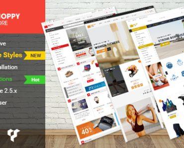SW ShoppyStore - Giao diện Wordpress bán hàng cực đẹp