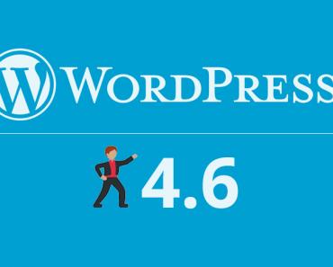 Wordpress 4.6 chính thức phát hành, có nhiều cải tiến mới đáng chú ý (3128)