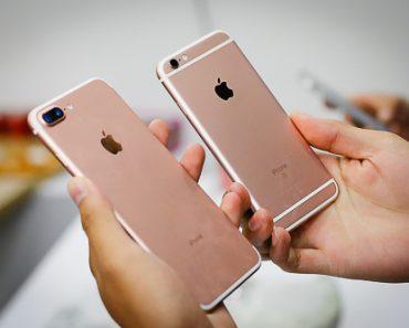 Giá iPhone 7 giảm sâu, xuống dưới 17 triệu đồng (1493)