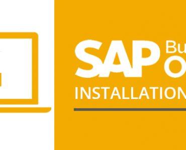 Hướng dẫn cài đặt phần mềm SAP Business One 9.1 (3859)
