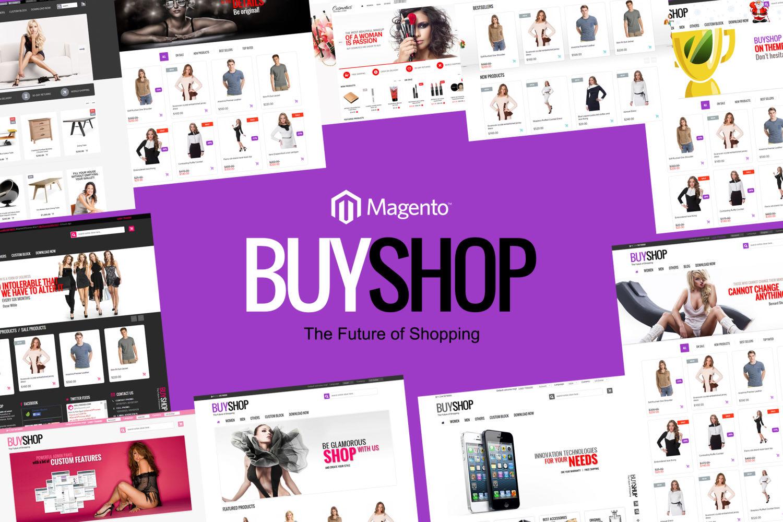 BuyShop - Theme Magento đa năng tuyệt đẹp
