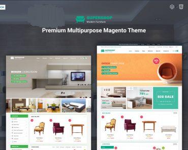 Share Theme SuperShop - Theme Magento bán nội thất chuyên nghiệp (8391)