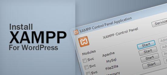 Cấu hình tối ưu trong XAMPP để tránh lỗi cài đặt theme WordPress