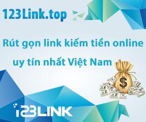 123Link.top - Website Rút Gọn Link Kiếm Tiền Uy Tín Nhất 2017
