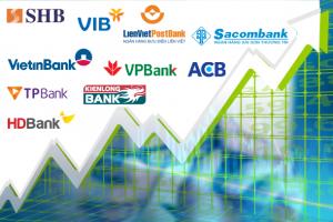 Top 10 cổ phiếu ngân hàng tiềm năng đáng đầu tư 2021